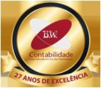 Logotipo BW Contabilidade