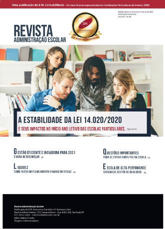 Capa de Edição 80 (2020) – dezembro/janeiro/fevereiro