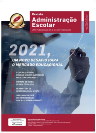 Capa de Edição 81 (2021) – março/abril/maio